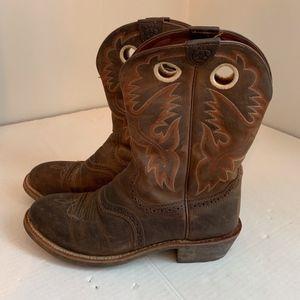 Ariat women's Heritage Roughstock boots 9B